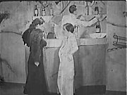 Picture Nudist Bar - 30s France
