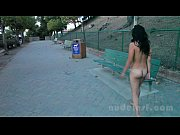 Picture Nude in San Francisco: Iris naked in public