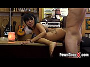 Picture Asian Massage in Pawn Shop Ends With Hardcor...