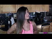 Picture TeenPies Braced latin Young Girl 18+ Natalie...