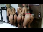 Picture Brazilian Lesbians party