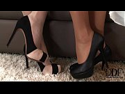 Picture Brandy Smile and Nicole Smith Lick and Toe T...