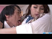 Picture Runa Ayase schoolgirl in heats enjoys teache...