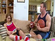 Picture Nerdy Lexi Bloom gets fucked hard by her bas...