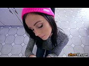 Picture Cfnm 20y-Girls mouth jizz