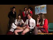 Picture Femdom cfnm teacher humiliate dude in class