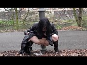 Picture Fae Corbins amateur flashing and outdoor bab...