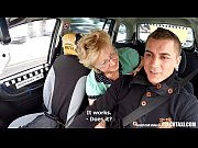 Picture Czech Mature Blonde Hungry for Taxi Drivers...