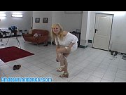 Picture Lapdance show by chubby czech MILF