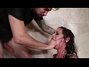 Picture Brandi Aniston roughly face-fucked in the sh...
