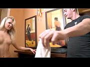Picture Perfect blonde step-sister surprised