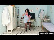 Picture Huge tits amateur mom Rosana spreads her fat...