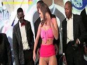 Picture Brunette Deepthroats Black Men Group