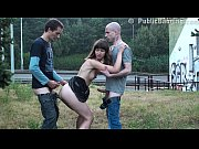 Picture Pretty girl PUBLIC street gangbang sex