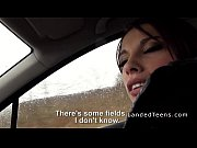 Picture Busty French Young Girl 18+ banged in car