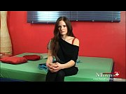 Picture Young Student Vanessa likes to play on the c...