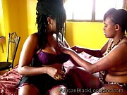 Picture Gorgeous African babe seduced by chunky blac...
