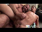 Pai comendo o cu do filho adolescente gay