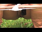 Picture Lucy zara blonde outdoor peeing relief