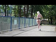 Picture Young Girl 18+ blonde flasher Carly Raes out...