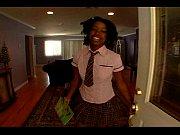 Picture Jasmine - Black SchoolGirl POV