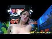 Picture Filthy Brunette Young Girl 18+ Slut Blowbang...