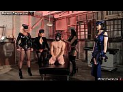 Picture Femdom gang bang four gorgeous Dommes
