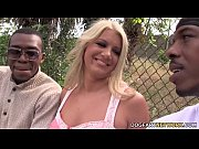 Picture Layla Price's First Interracial Threeso...