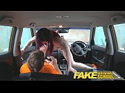 Picture Fake Driving School American Young Girl 18+...