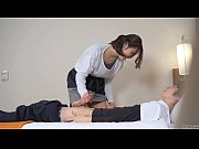 Picture Subtitled Japanese hotel massage leads to bl...