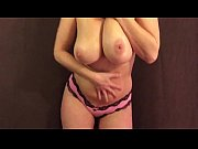 Picture Curvy Wife Playing with Big Boobs