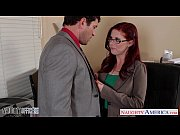 Picture Redhead cutie in glasses Penny Pax fuck in t...