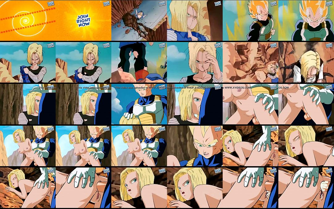 Android 18 nude gallery free
