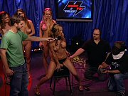 Picture Heather vandeven bei howard stern sybian