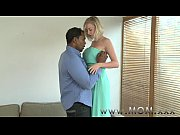 Picture MOM Blonde MILF with Big Tits takes his girt
