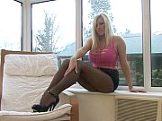 Picture Michelle Thorne Pantyhose Tease