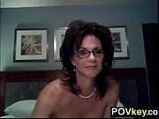 Picture Busty MILF Strips And Teases Her Pusy