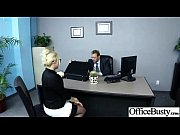 Big Melon Tits Girl (britney amber) Get Bang Hardcore In Office clip-10