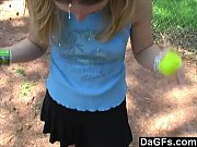 Picture Blonde Young Girl 18+ messing around