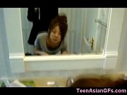 Picture Korean Young Girl 18+ GF Quickie in Bathroom