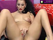Picture Keishacandy9 brunette shows off her ass on c...