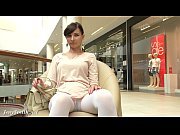 Picture Jeny Smith white pantyhose flashing hidden c...