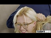 Picture TUSHY First Anal For Blonde Babe Samantha Ro...