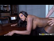 Picture Diamond Jackson gets fuck doggystyle by a wh...