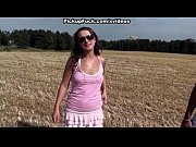Picture Real pick up fuck with babe near the field