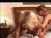 Picture Granny wife and a young chick in a foursome