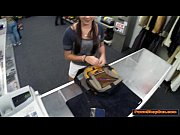 Picture Busty Karlee agrees to fucks Pawnshop owner...
