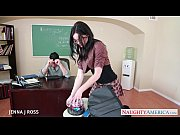 Picture Sexy schoolgirl Jenna J Ross take cock in cl...