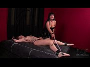 Picture Kinky Mistress Black Punishes Slavegirl Paig...