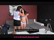 Picture FemaleAgent Shy beauty takes the bait